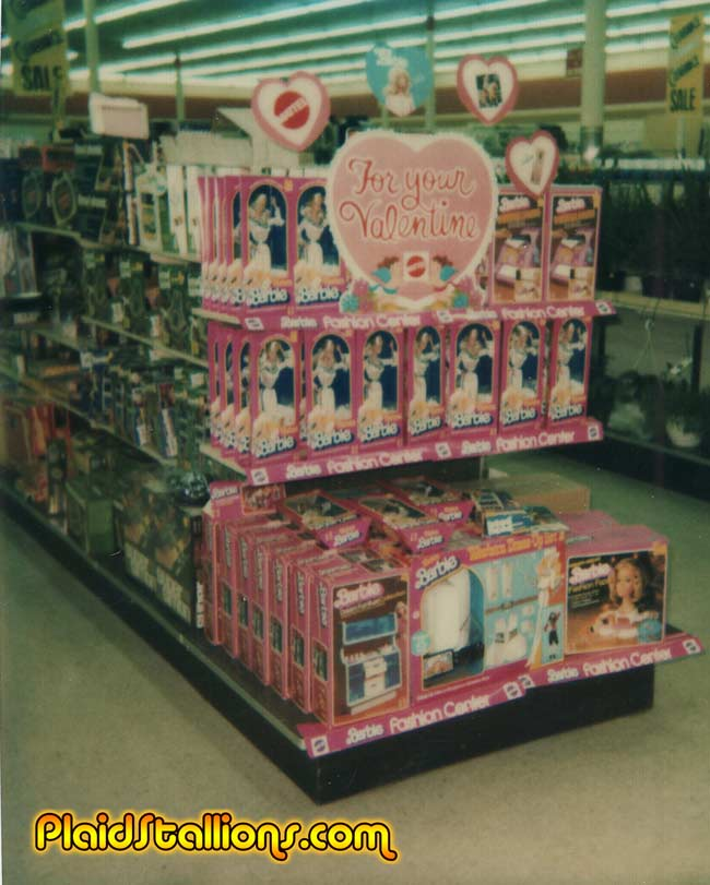 Toys From 1970s And 1980s Barbie Toys in The 1980s
