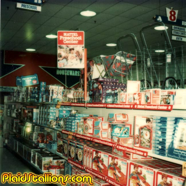 Toys From 1970s And 1980s Toys in The 1980s